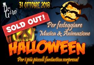Halloween da Don Girò per grandi e per i più piccoli!!!
