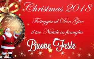 Il tuo Natale al Don Girò