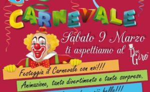 Carnevale in maschera!